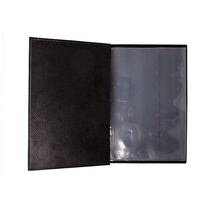 Durable Menu Covers