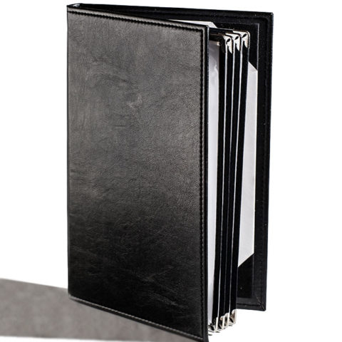 Leather Menu Covers for Restaurants