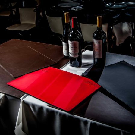 Leather Tablecloths