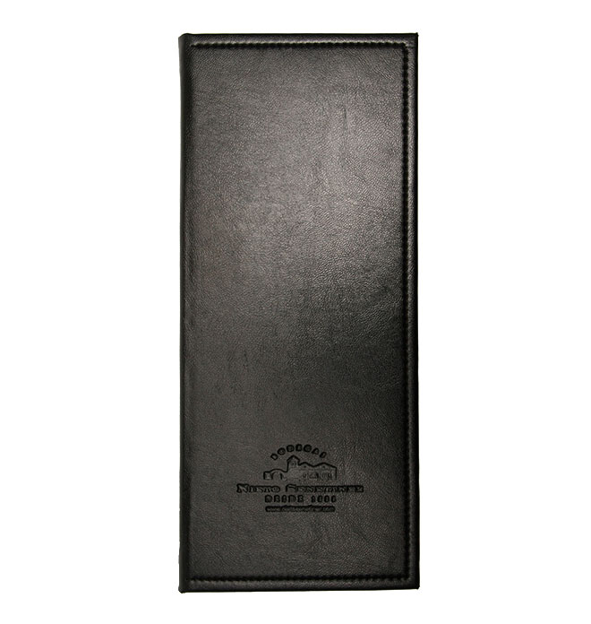 Durable Menu Covers for Hotels