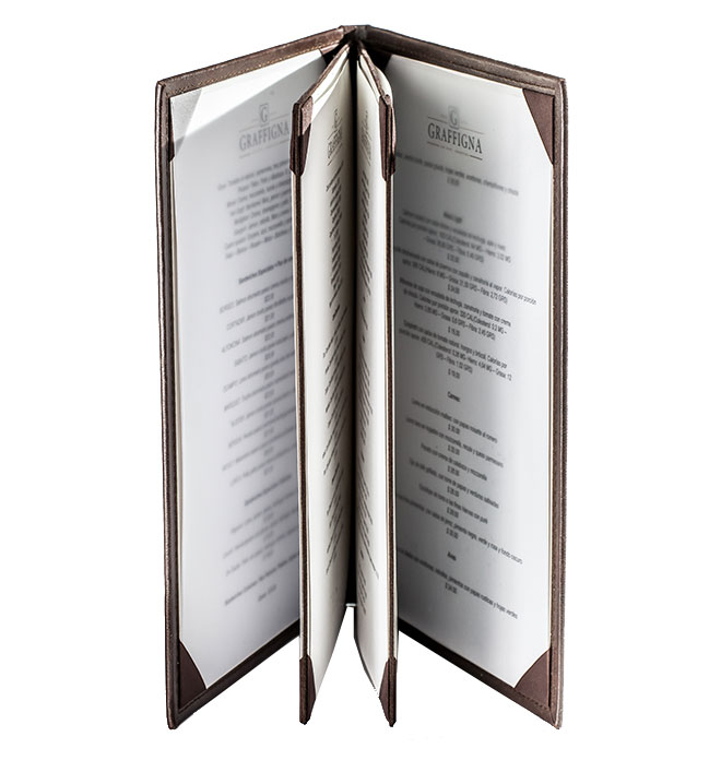 Best Durable Menu Covers for Restaurants